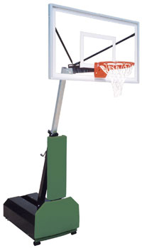 First Team Fury Select Portable Basketball Goal