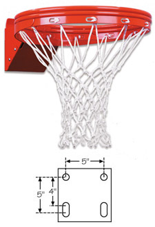 First Team FT187D Basketball Rim