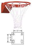 First Team FT190 Basketball Rim
