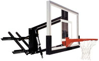 First Team Roofmaster II Adjustable Basketball System